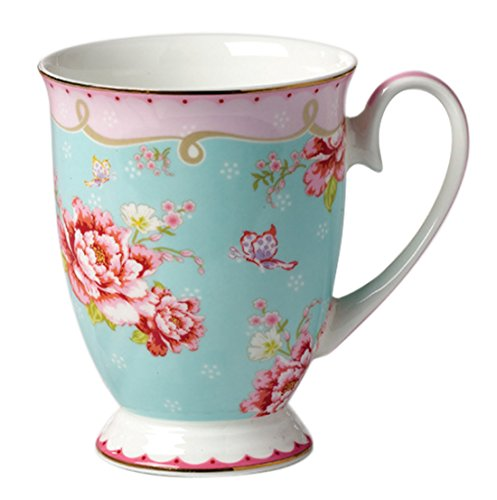 Best floral coffee mug for sale 2016 best deal expert Coffee cups for sale