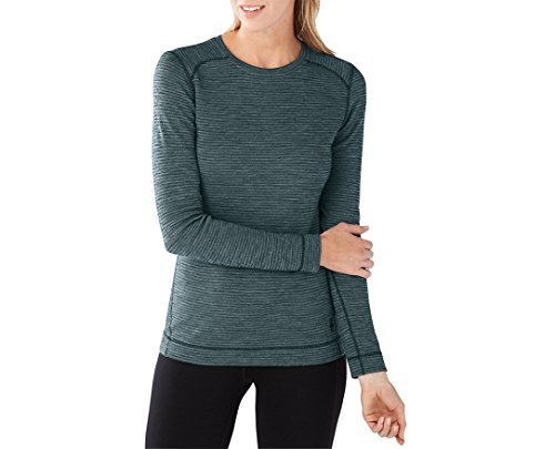 Smartwool Women's NTS Mid 250 Pattern Crew (Lochness) Large by SmartWool