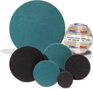 TA-X 5'' 240Grit Aluminum Oxide Cloth Disc