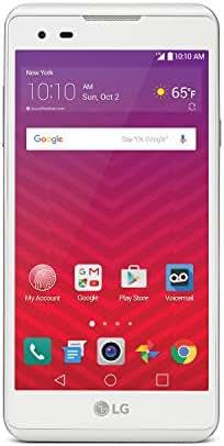LG Tribute HD Prepaid Carrier Locked - Retail Packaging (Virgin Mobile)