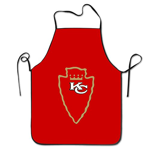 FashionCutomize Kansas City KC Chiefoyals Arrow Kitchen Apron