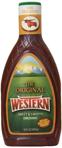 Western Salad Dressing, Original, 16 Ounce (Packaging May Vary)