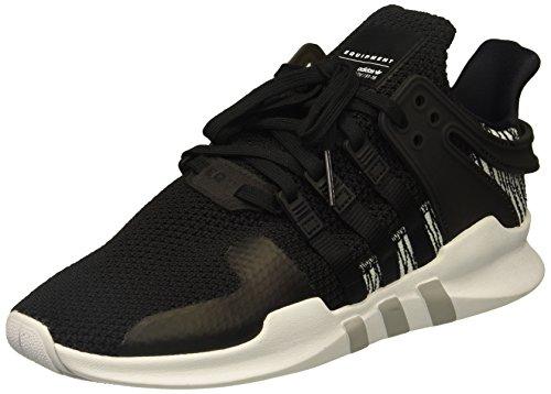 Adidas Big Kid Eqt Supporta Adv J Sneaker Nero / Nero / Bianco