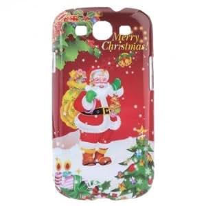 Christmas Santa Claus Protective Case For Samsung Galaxy S3 I9300