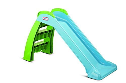 Little Tikes 172403E3 First Slide (Blue/ Green)