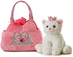 "Aurora - Pet Carrier - 8"" Princess Kitten Pet Carrier"