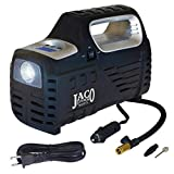 JACO SmartPro 2.0 AC/DC Digital Tire Inflator Pump - Advanced Portable Air Compressor - 100 PSI