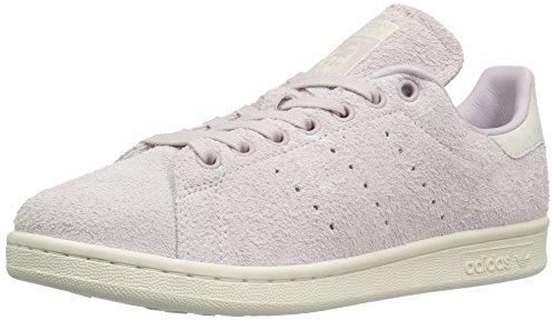 Adidas Womens Stan Smith Leather Trainers Ice Purple Ice Purple Legacy