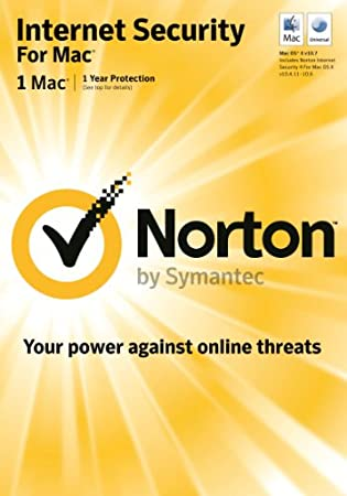Norton Internet Security for Mac
