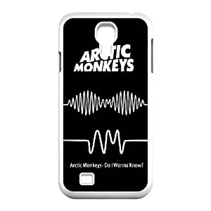 Arctic Monkeys Samsung Galaxy S4 9500 Cell Phone Case White SUJ8521010