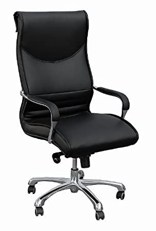 Design Schreibtischstuhl amstyle bürostuhl bezug kunstleder schwarz design