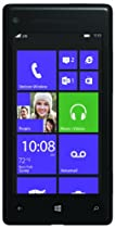 HTC 8X, Black 16GB (Verizon Wireless)