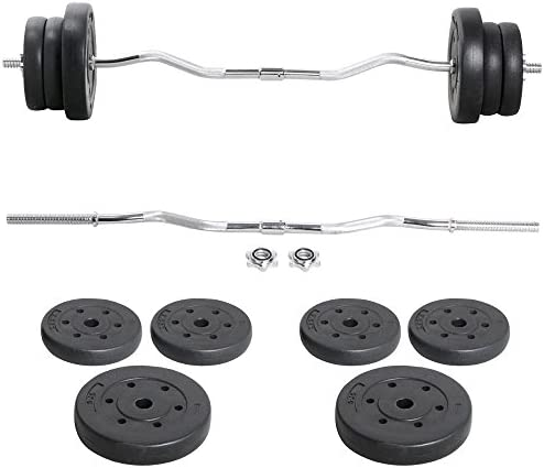 Yaheetech Barbell Weight Set Olympic product image