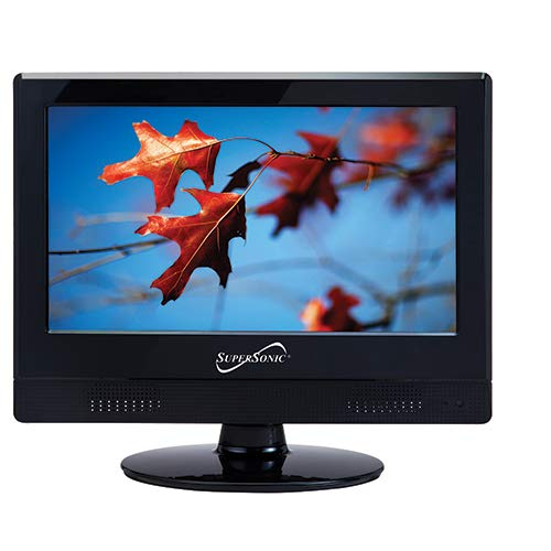 Supersonic SC-1311 13.3'' Widescreen LED HDTV by Supersonic
