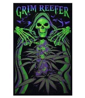 grim reefer poster