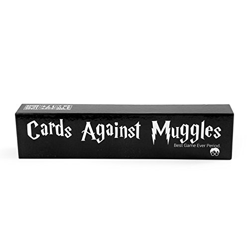 Harry Potter Card Games (Cards Against Muggles : Best Game Ever Period - The Harry Potter Version)