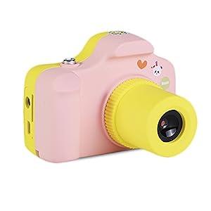Children Camera PYRUS Digital Cameras Mini DV camera Outdoor Camera for Child (Pink)