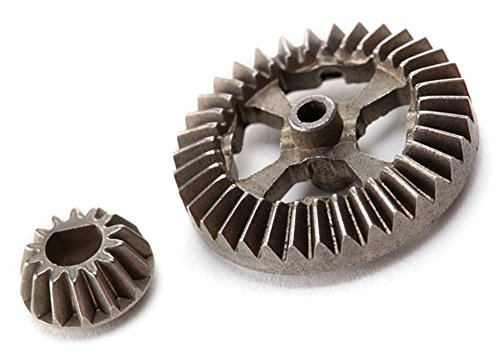 Traxxas 7683 Metal Differential Pinion Gear and Ring ()