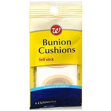 Amazoncom Walgreens Bunion Cushions 6 Ea Health Personal Care