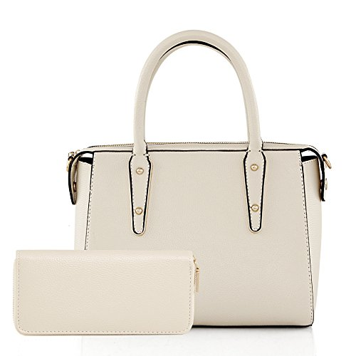 Moda Señoras De Negro white Nuevo Bolso Bolso Meoaeo qBnAwYUFA