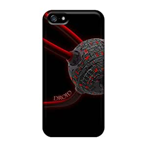 Iphone 5/5s Covers Cases - Eco-friendly Packaging(droid Space)