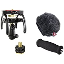 Rycote 046017 Recorder Audio Kit for Zoom H4 Handy
