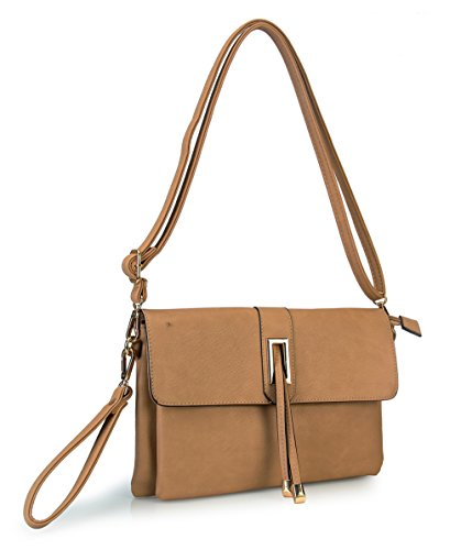 Flap Hobo Bag Purse - 4