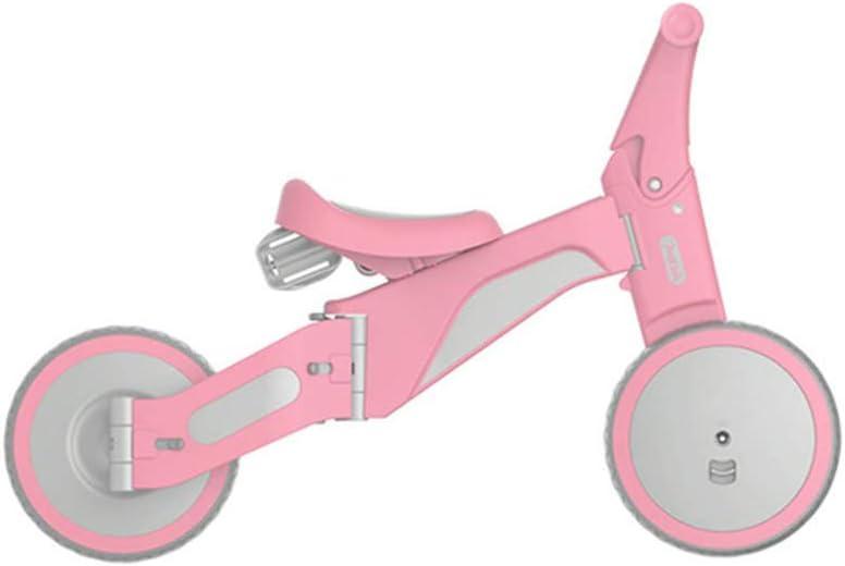 ZTIANR Empuje De Los Niños Vespa Bike Balance Walker Balance De Juguete De Regalo De Tres Ruedas para Bebé Infantil De Coche para 1-3 Años De Edad