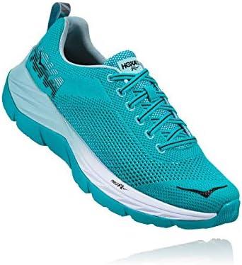hoka Zapatillas Running Mach Mujer, Azul, 40: Amazon.es: Deportes ...