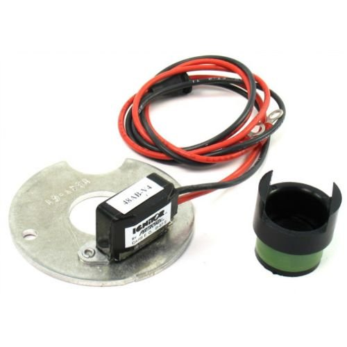 Electronic Ignition Kit - 12 Volt Negative Ground Case 570 540 200B 600 580 470 480 310 430 450 300 300B 640 530 850 350 440 420 320 400 441 Massey Harris 20 Pony 30 333 22 444 44 33 555 55 Mustang (Pony Harris Massey)