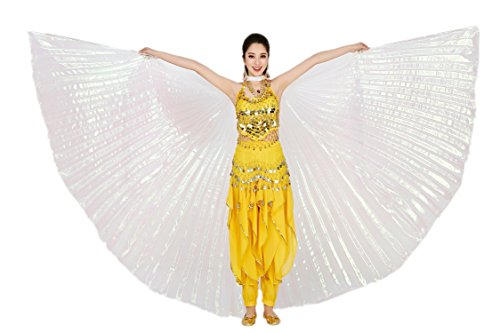 Drill Team Costumes - CISMARK Isis Wings Belly Dance Costume