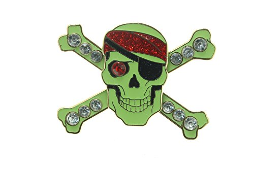 Disney Pirates of the Caribbean - Jeweled Skull and (Jeweled Skull And Crossbones)