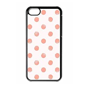 Cell phone 3D Bumper Plastic Case Of Maple For iPhone 5C