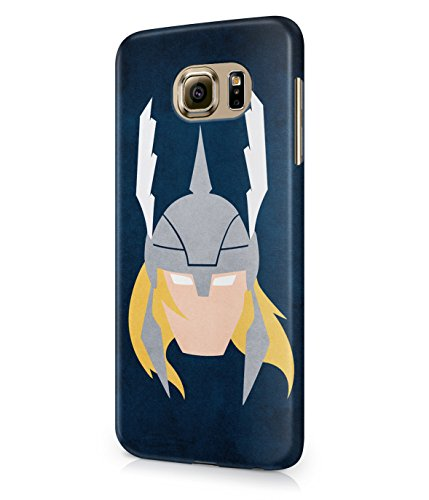 Thor The Avengers Plastic Snap-On Case Cover Shell For Samsung Galaxy S6