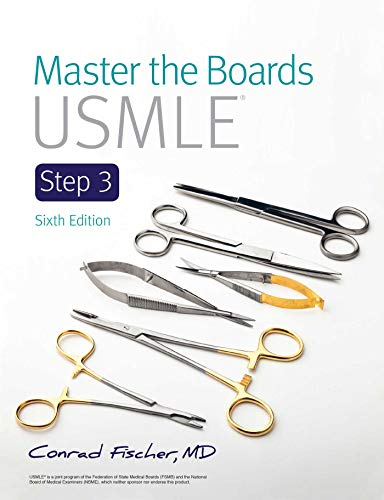 Master the Boards USMLE Step 3 6th