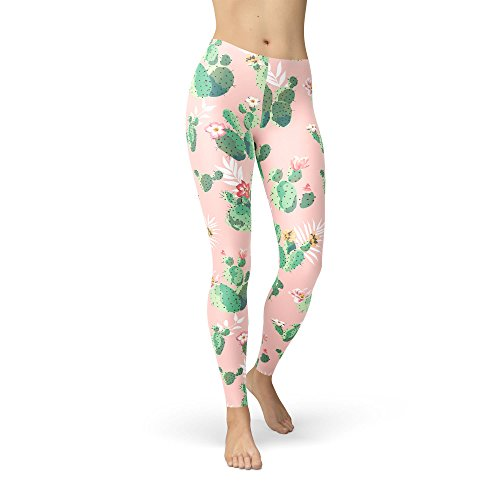 Queen of Cases - Legging - Femme rose rose Medium