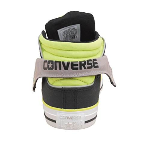 Baskets Montantes Converse CT All Star Noir/Jaune Fluo EUR39/UK6