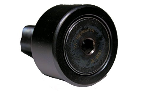 Timken Torrington Bearings (Torrington CRSB-30 Track Roller, Standard Stud, Sealed/Hex Hole, 1.875