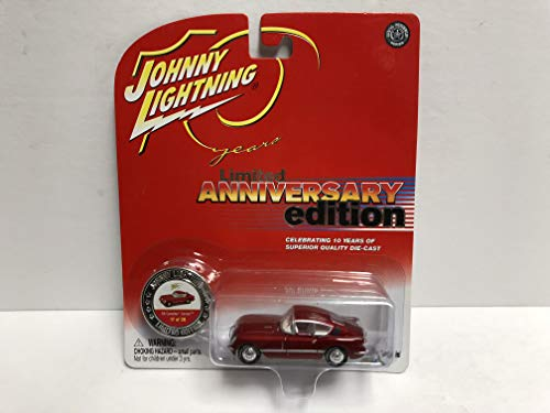 - '54 Corvette Corvair JOHNNY LIGHTNING 2004 Limited Anniversary Edition 1/64 scale diecast car
