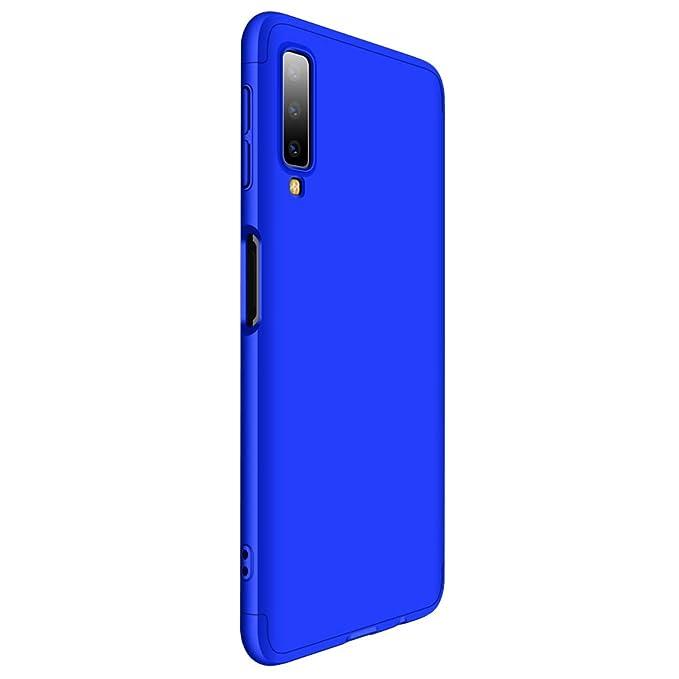 Riyeri 3en1 Funda para Samsung Galaxy A7 (2018) Carcasa ...