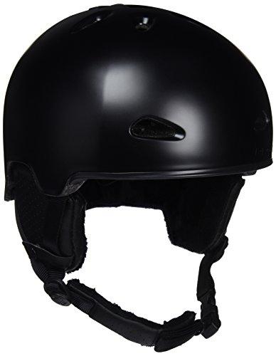 Audio Force Helmet - Pro-tec Commander Audio Force Helmet, Snow Black, Medium