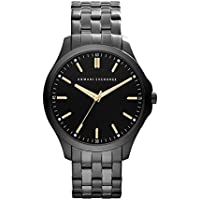 Armani Exchange Men's AX2144  Black  Watch