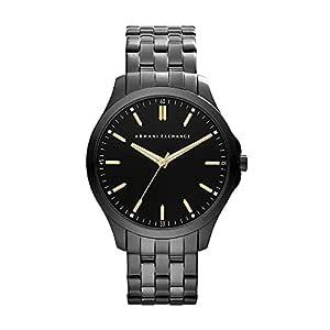 Armani Exchange Men's Quartz Watch analog Display and Stainless Steel Strap, AX2144