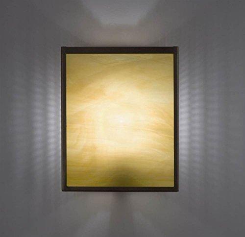 FN 2 Elegent Bronze Framed Wall Sconce (Root - Roots Framed