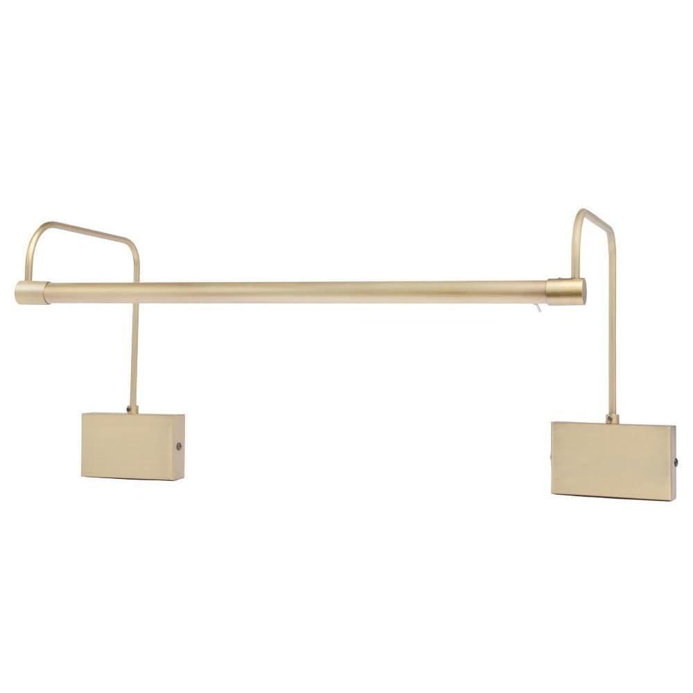Cocoweb Tru-Slim Hardwire/Direct-Wire LED Picture Light, Antique Brass, 43'' by Cocoweb