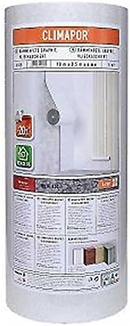 Id/éal pour isolation Radiateur Rouleau Isolant En Polystyr/ène TNT avec graphite avec rev/êtement en aluminium
