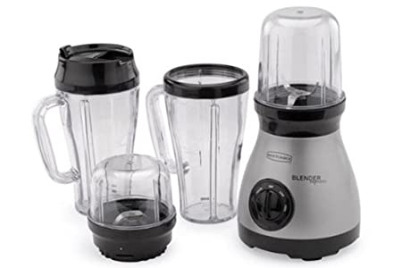 Back to Basics BPE3BRAUS Blender Express Plus 11-Piece Mixing System : best motor ever but cups are too big