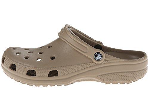 Crocs Unisex Classic Clog, Khaki, 8 US Men / 10 US Women by Crocs (Image #3)