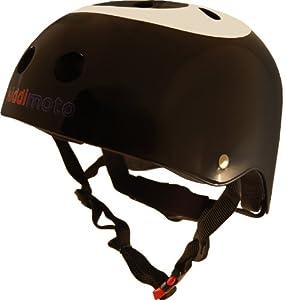 kiddimoto 2kmh001s - Design Sport Helm Eight Ball, Billardkugel Gr. S für...