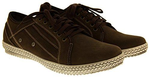 Footwear marrone uomo Marrone Studio chiusa Punta nWvpSHn